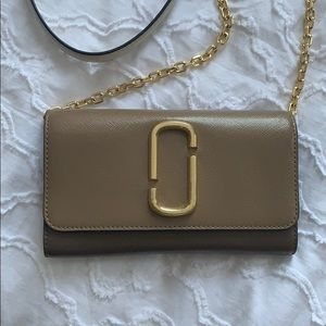 Marc Jacobs Wallet on a Chain